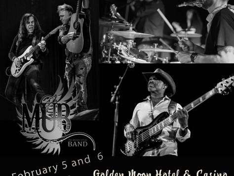 Golden Moon Hotel & Casino this Weekend