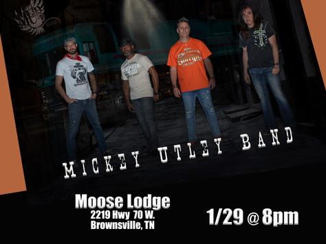 Moose Lodge with MUB