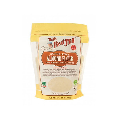 Almond Flour GF แป้งอัลมอนด์ 453G/ Bob's Red Mill