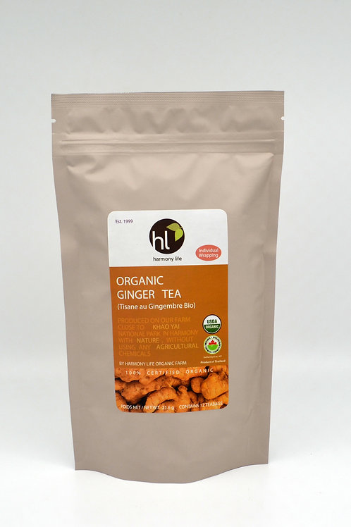 Ginger Tea /  Harmony Life ชาขิง