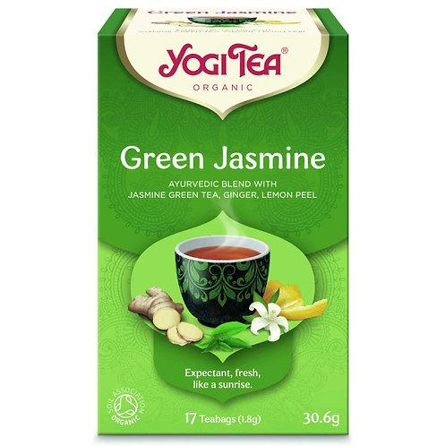 Organic Green Jasmine Tea / Yogi Tea ชาเขียวมะลิ