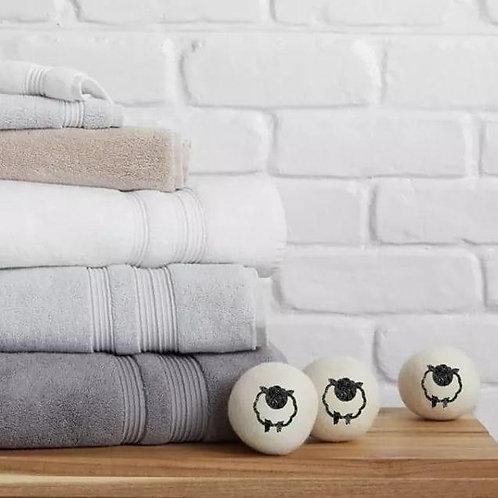 Wool dryer ball * 6 balls/ pack