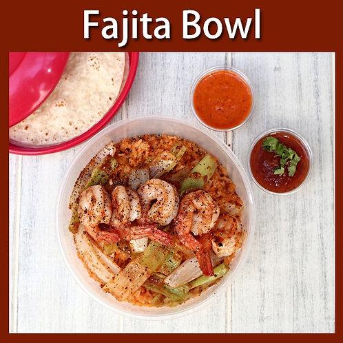 Fajita Bowl Shrimp / Lamonita ฟาฮิต้า กุ้ง