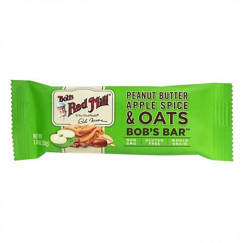 Peanut Butter Apple Spice & Oats 50 g / Bob's