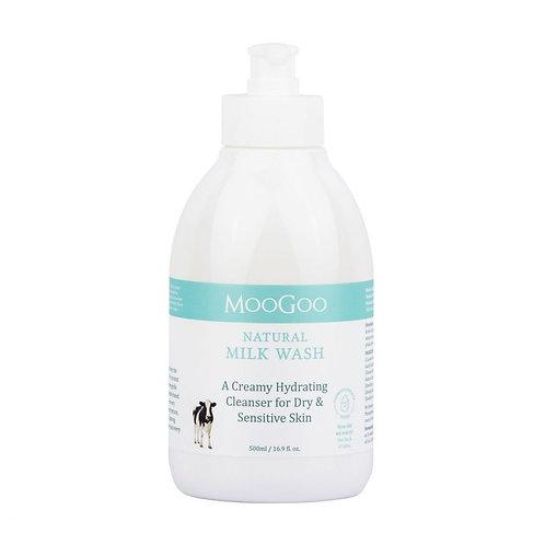 MooGoo Milk wash