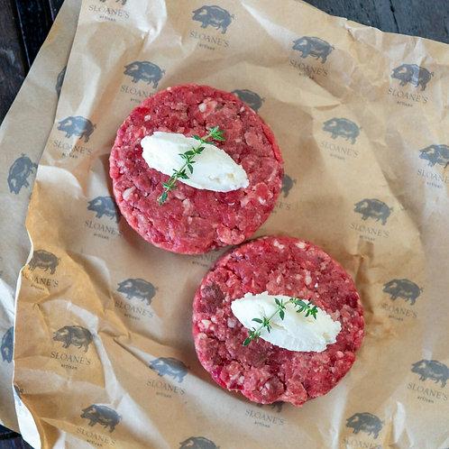 Wagyu Burgers 2*180G