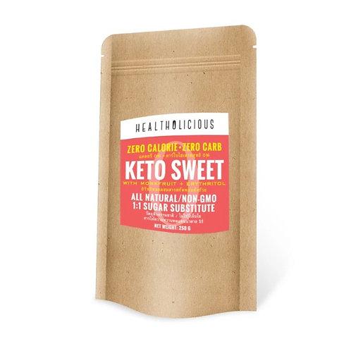 Keto Sweet with Monkfruit & Erythritol