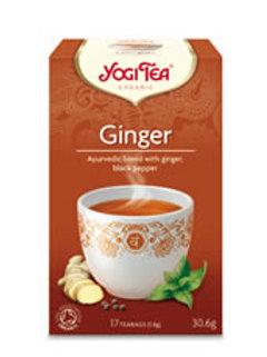 ชาขิง Organic Ginger Tea/ Yogi Tea