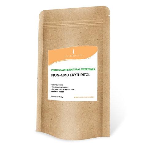 Zero-calorie natural Erythritol (Fine Powder) 250g
