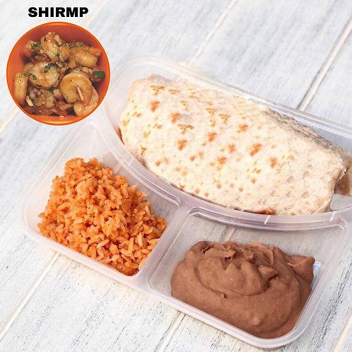 Burrito Shrimp / Lamonita เบอริโต้ กุ้ง