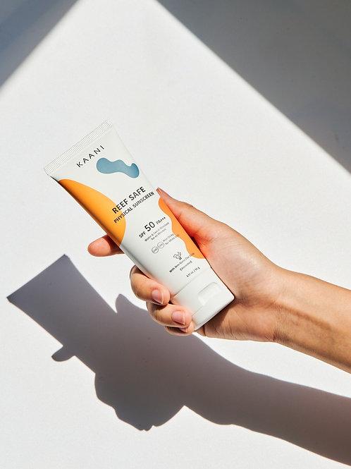 ครีมกันแดด รักษ์โลก Kaani Sunscreen