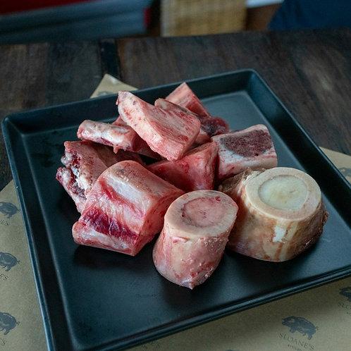 Beef Broth Bone 1kg กระดูกสำหรับทำซุป