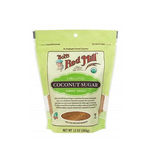 Organic Coconut Sugar /Bob's Red Mill 369G น้ำตาลมะพร้าว