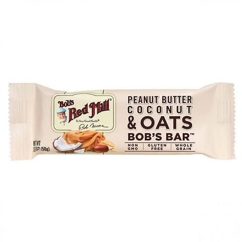 Peanut Butter Chocolate & Oats Better Bar 50 g/ Bob's