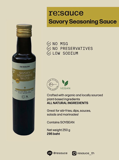 Natural Seasoning Sauce / Re:Sauce