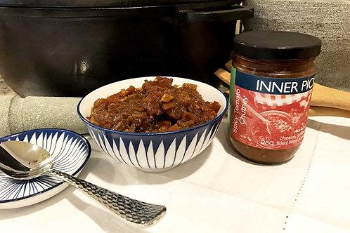 Spicy Tomato Chutney /Inner Pickle