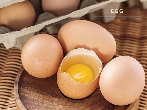 Chicken egg pack of 10 ไข่ไก่ 10 ฟอง