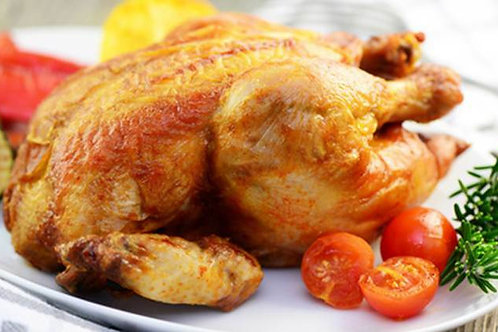Roast Chicken 4 pp ไก่อบ 1ตัว สำหรับ 4 คน
