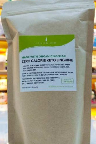 Organic Keto Linguine 200g