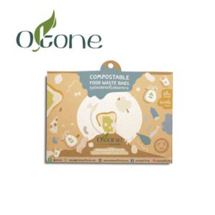 """Biodegradable food waste bag size 6""""*14"""" (26bags/pack)"""