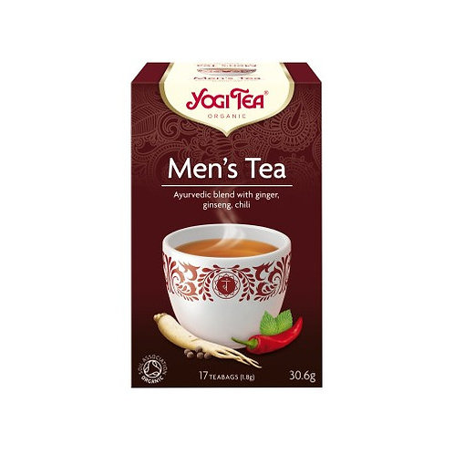 Organic Men's Tea/ Yogi Tea
