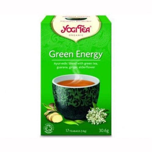 Organic Green Energy/ Yogi Tea