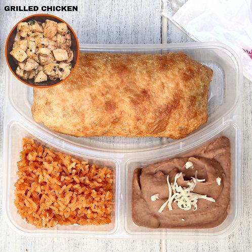 Chimichanga Grilled Chicken/ Lamonita ชิมิชังกา ไก่ย่าง