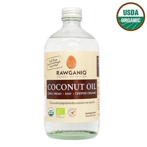 น้ำมันมะพร้าว 450ML Organic Coconut Oil