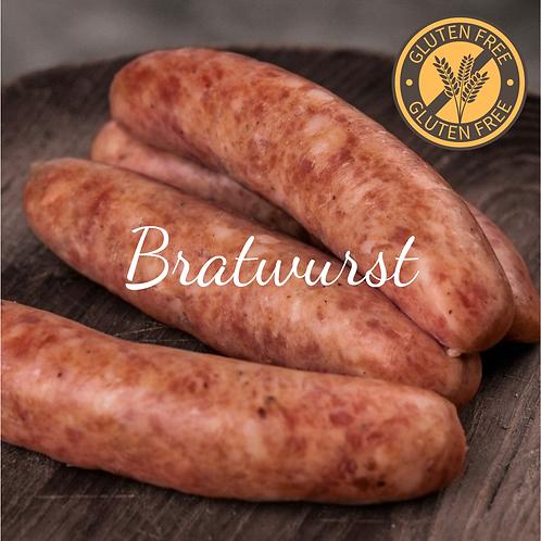GF ไส้กรอกบราทเวอร์ส 500G Bratwurst