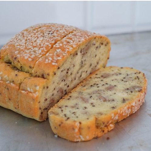 Keto Seeded Bread GF / Sunshine Market