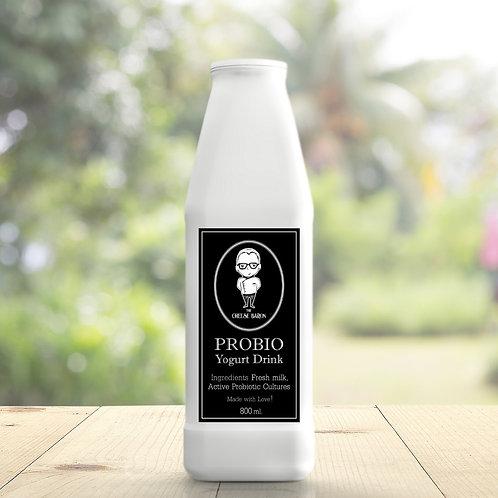 Probiotic Yogurt  800ML / The Cheese Baron