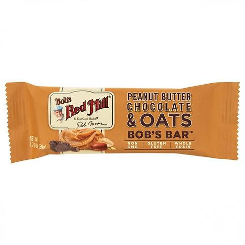 Peanut Butter Chocolate & Oats Better Bar 50 g/Bob's