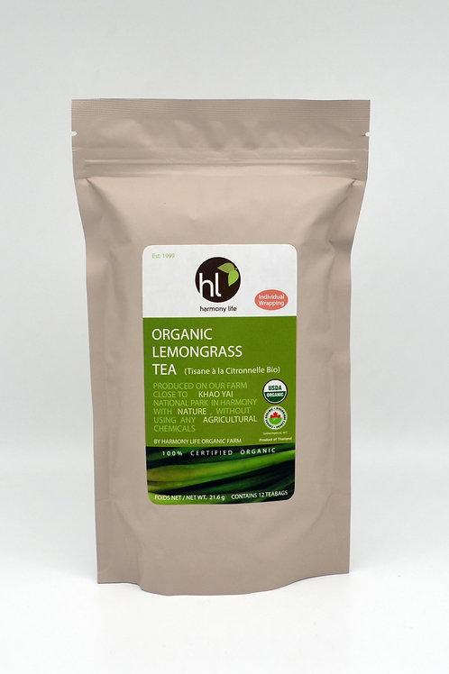 ชาตะไคร้ Lemongrass Tea /  Harmony Life