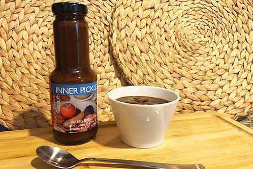 Hot n Pokey Sauce / Inner Pickle