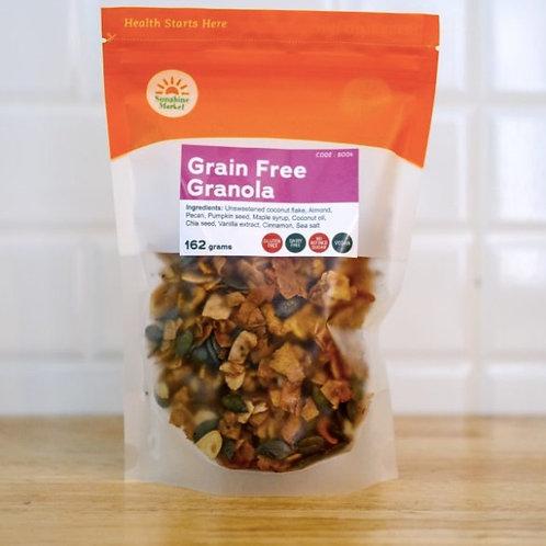 Grain Free Granola 162G