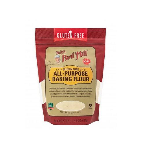 GF All purpose baking flour 624G / Bob's Red Mill