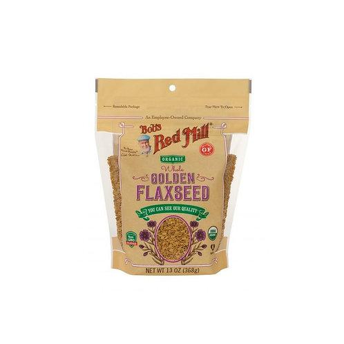 เมล็ดแฟลกซ์ 453G Golden Flaxseed Meal /Bob's