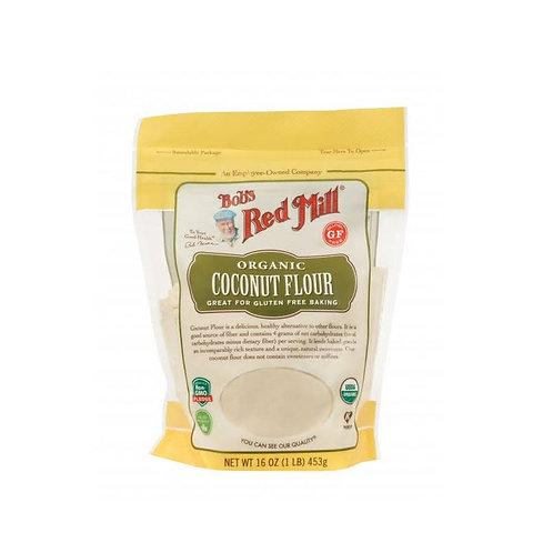 แป้งมะพร้าว 454G Organic Coconut Flour/Bob's Red Mill