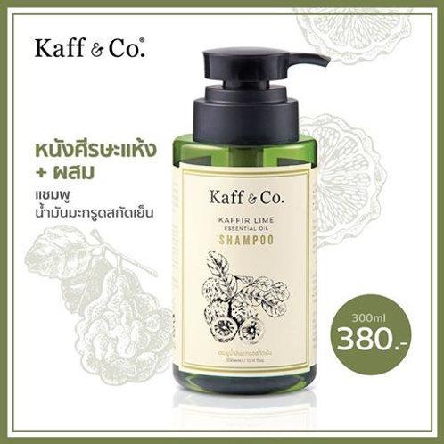 Kaffir Lime Shampoo 300ML / Kaff&Co