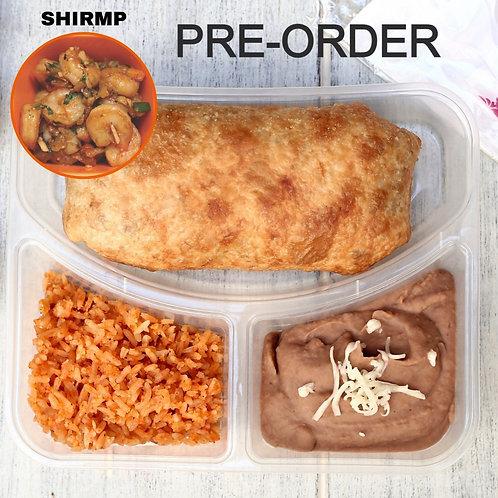 Chimichanga Shrimp / Lamonita ชิมิชังกา กุ้ง