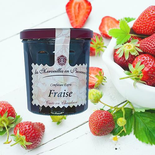 แยมสตอเบอรี่ 370g / Strawberry Jam/ Fraise