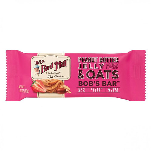 Peanut Butter Jelly & Oats Better Bar 50 g /Bob's