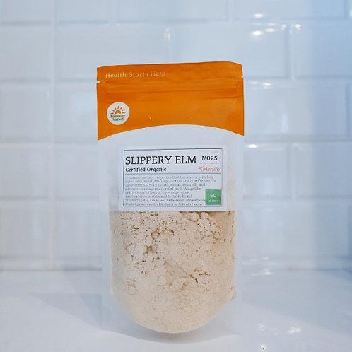 Organic Slippery Elm Powder