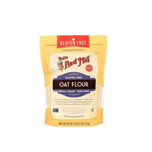 แป้งข้าวโอ๊ต 510G Oat Flour / Bob's Red Mill