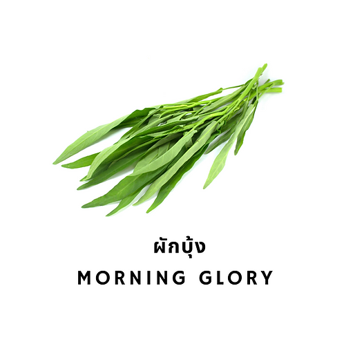 Morning Glory 200G ผักบุ้ง
