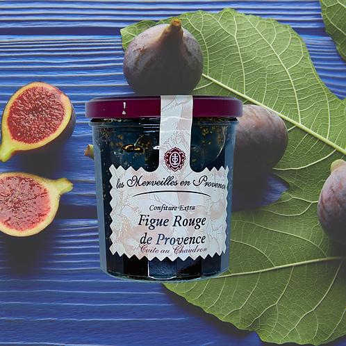 แยมลูกฟิก 370G / Figs Jam / Figue Rouge de Provence