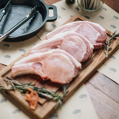 พอร์คชอบ 3pcs/ 1kg Pork Chop