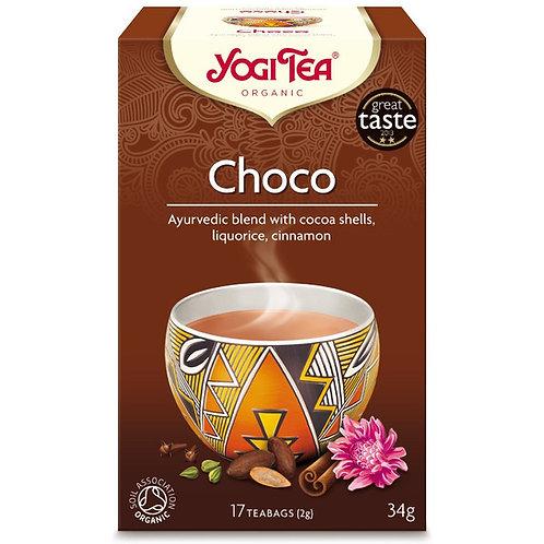 ชาเมล็ดโกโก้ Choco Tea / Yogi Tea