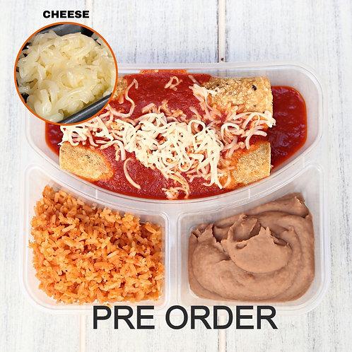 Enchiladas Cheese / Lamonita เอนชิลาดา ชีส