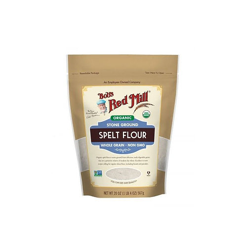 Organic Spelt flour / Bob's Red Mill 567G แป้งสเปลท์
